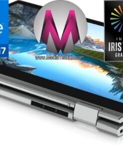 """Dell INSPIRON 5406 CONVERTIBLE 2-IN-1 INS0082321 Core™i7-1165G7 8GB 512SSD 14"""" FHD TOUCHSCREEN Intel® Iris® Xe Graphics BT WIN10"""