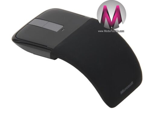 Microsoft PL2 ARC Touch Mouse RVF-00052 Black Touch Scroll USB RF Wireless BlueTrack Mouse BRAND NEW