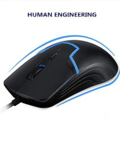 HP Gaming Optical Mouse M100 Wired (Black)