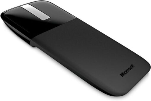 Microsoft PL2 ARC Touch Mouse RVF-00052 Black Touch Scroll USB RF Wireless BlueTrack Mouse