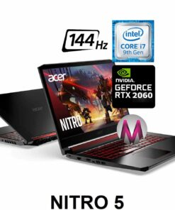 ACER NITRO 5 AN517-51-56YW GAMING CORE I7 9750H 512SSD NVME 16GB 17.3