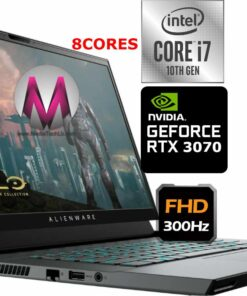 DELL ALIENWARE M15 R4 GAMING INS009132